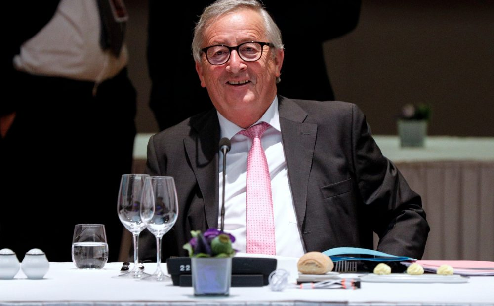 EU summit: Talks stall as leaders argue into early hours over Jean-Claude Juncker's replacement 8