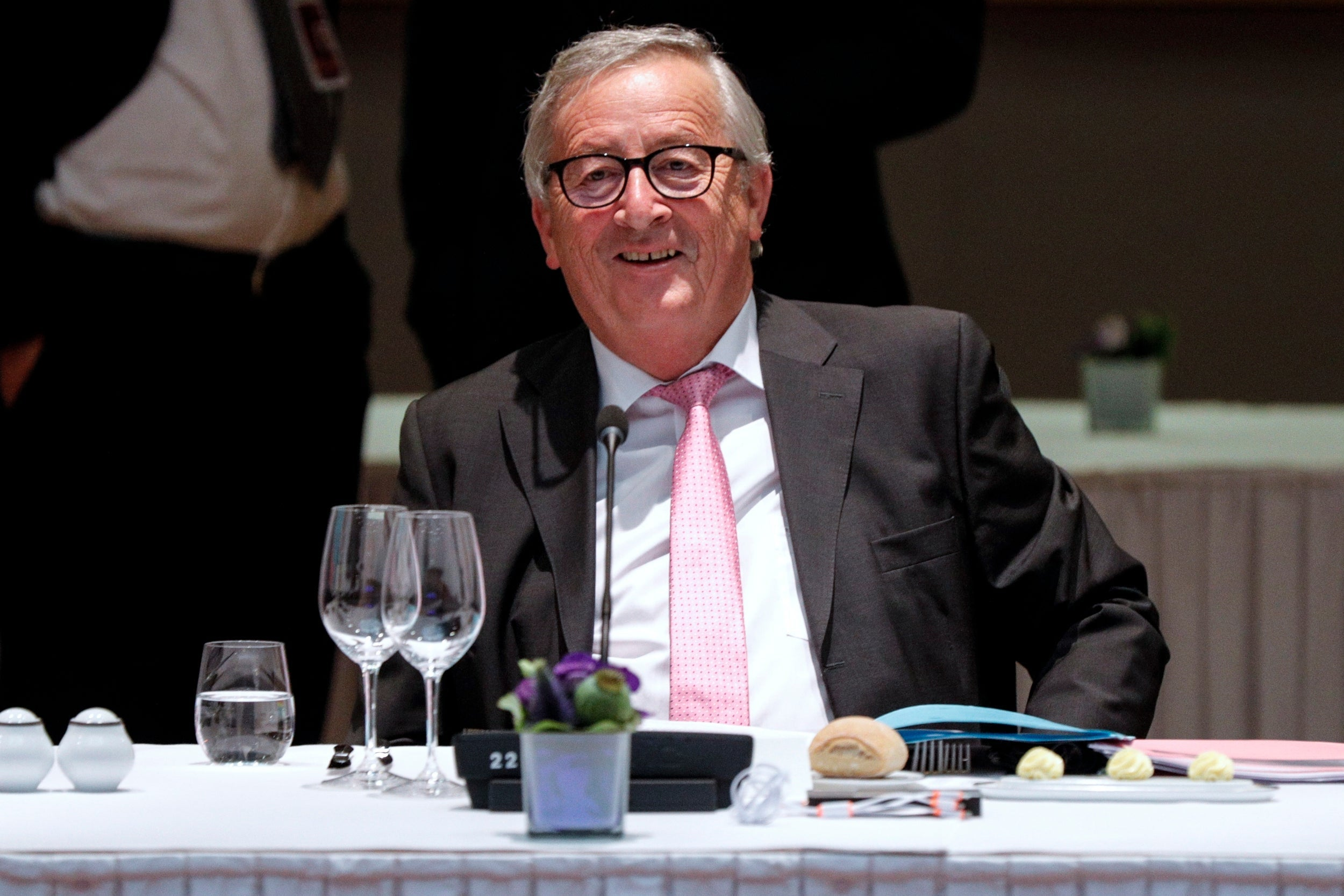 EU summit: Talks stall as leaders argue into early hours over Jean-Claude Juncker's replacement 9