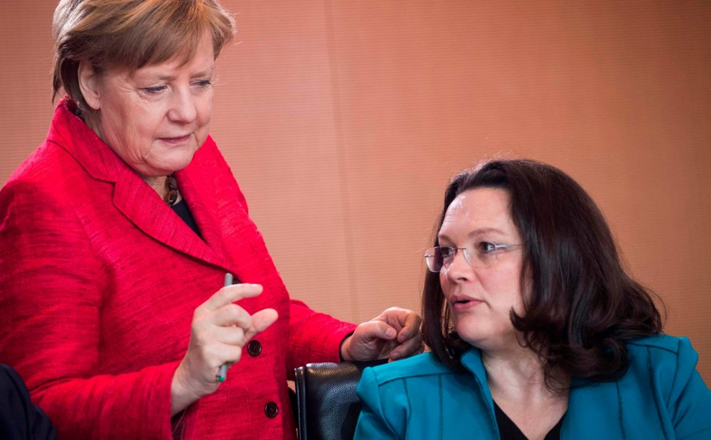 Merkel's government facing collapse as her coalition partner resigns over election disaster 5