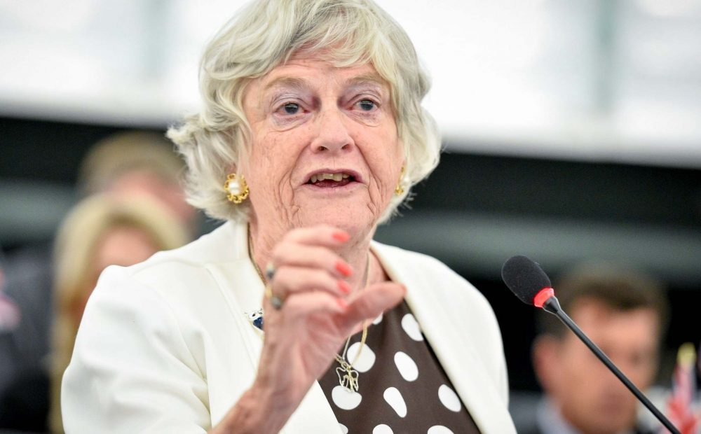 Ann Widdecombe: Fury as MEP compares Brexit to 'slaves rising up against their owners' 8