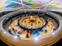 Corporate sponsorship of EU presidency to continue despite outcry 10