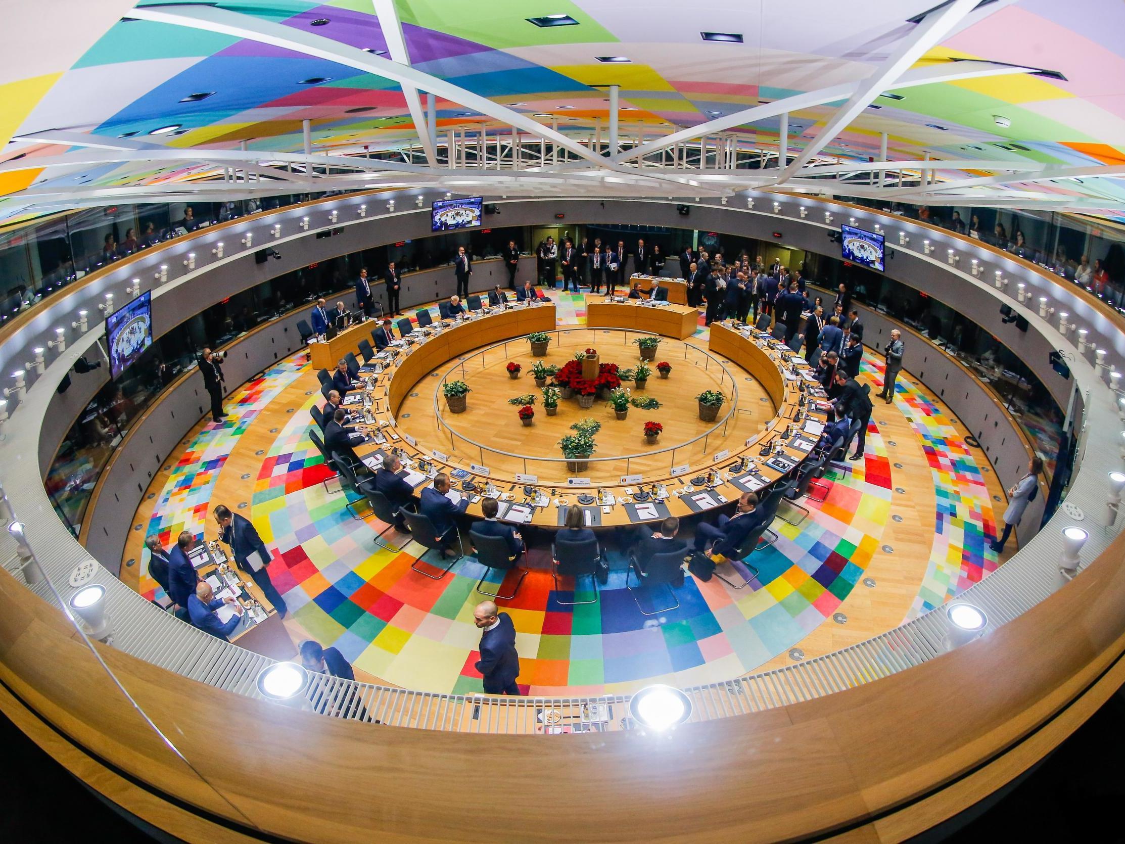 Corporate sponsorship of EU presidency to continue despite outcry 3
