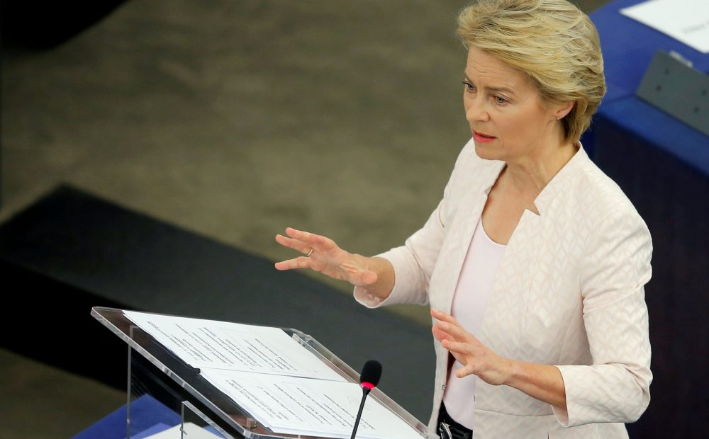 Ursula von der Leyen elected as next EU Commission president replacing Jean-Claude Juncker 1