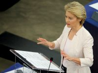 Ursula von der Leyen elected as next EU Commission president replacing Jean-Claude Juncker 25