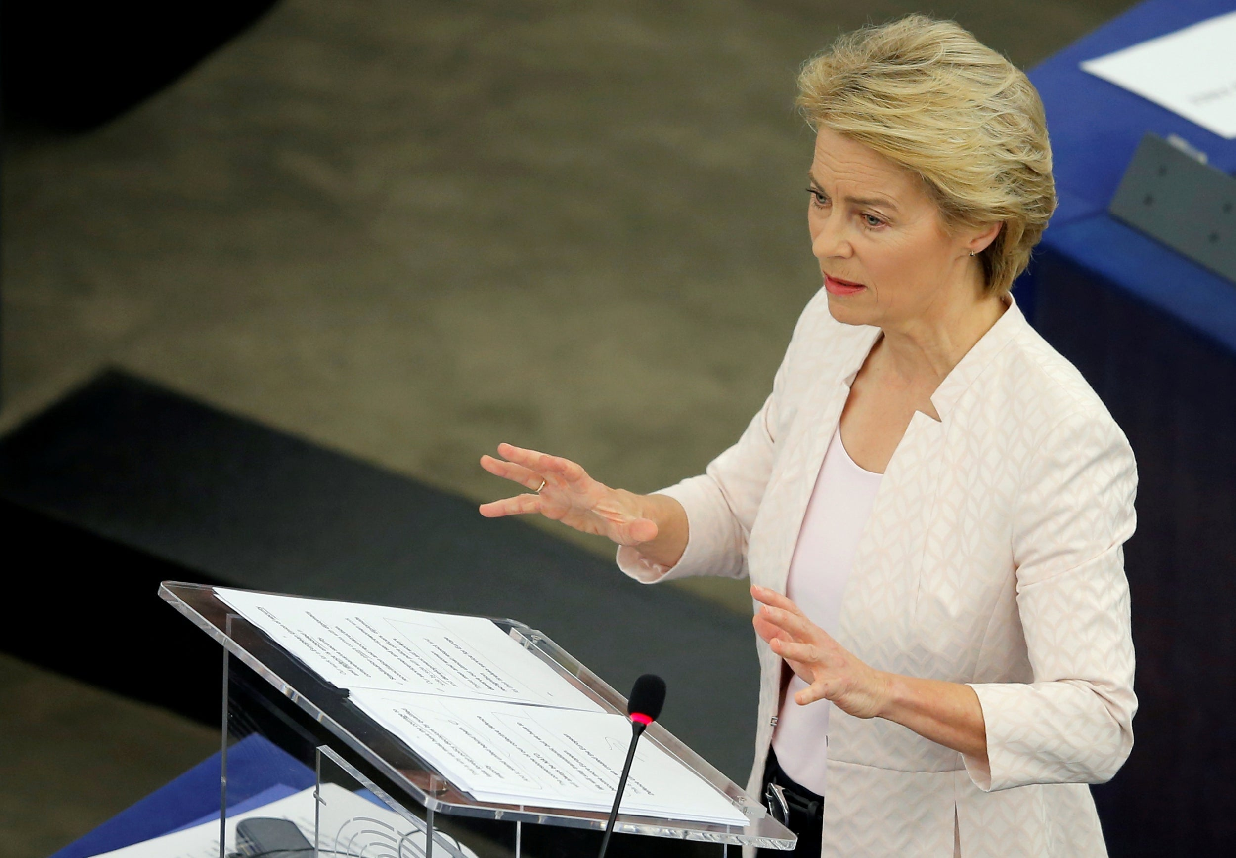 Ursula von der Leyen elected as next EU Commission president replacing Jean-Claude Juncker 2