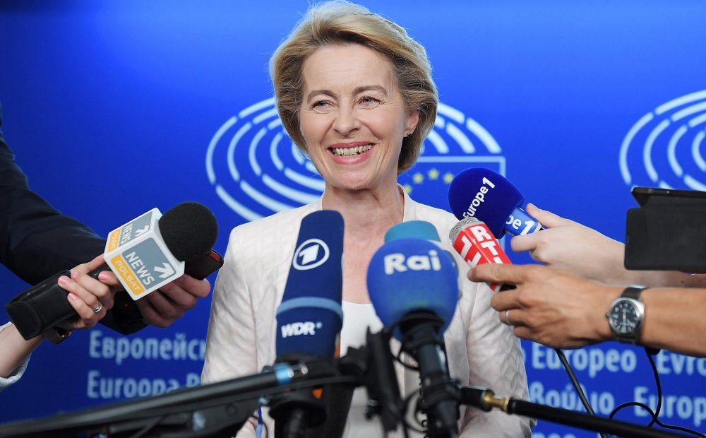 Ursula von der Leyen: the anti-Brexit German minister set to run the EU commission 1