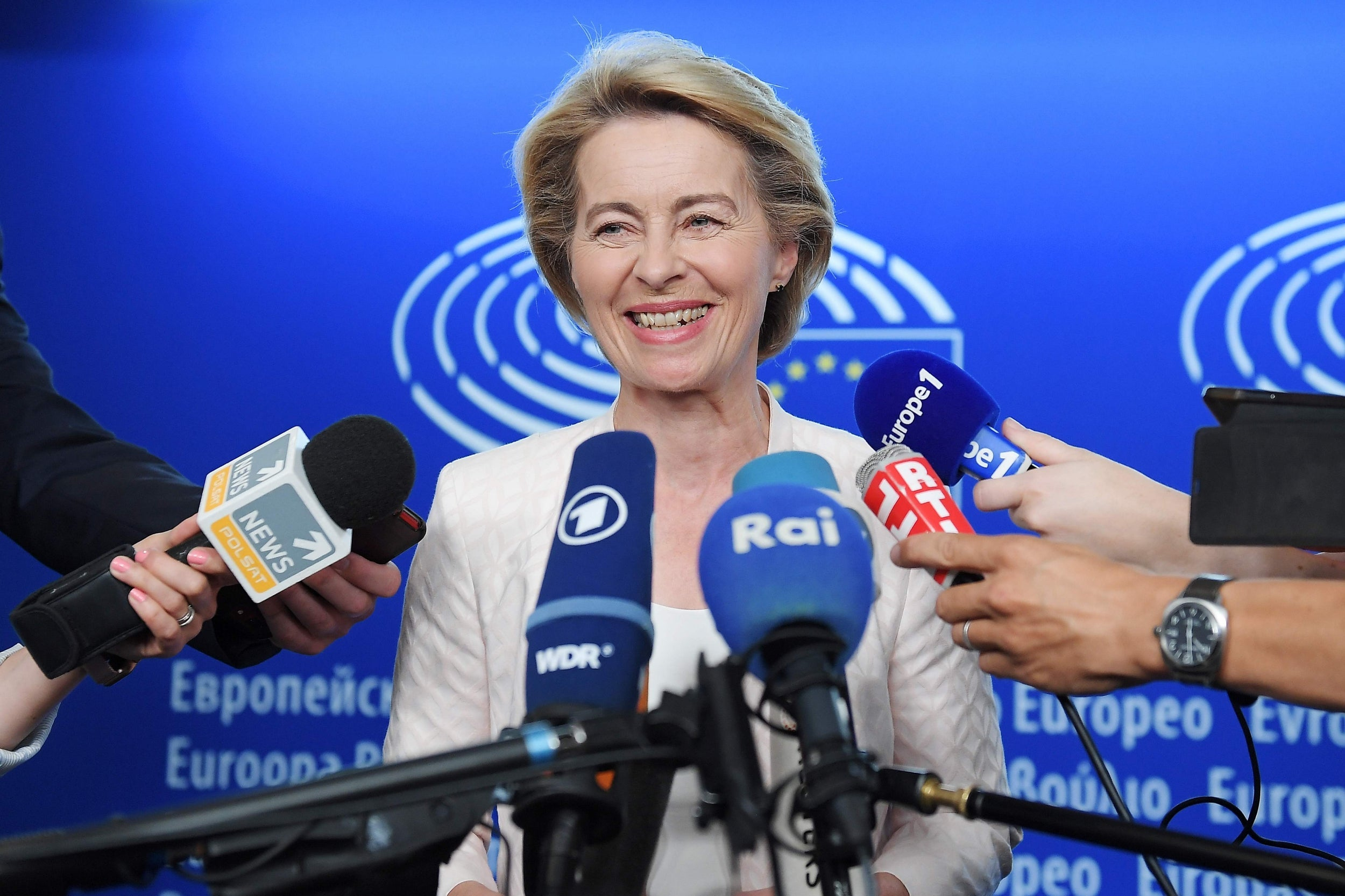 Ursula von der Leyen: the anti-Brexit German minister set to run the EU commission 2