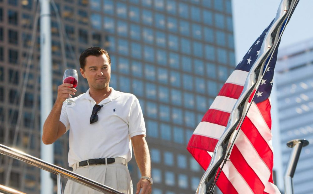 'Wolf of Wall Street' producer charged with siphoning off $248m from 1MDB 1