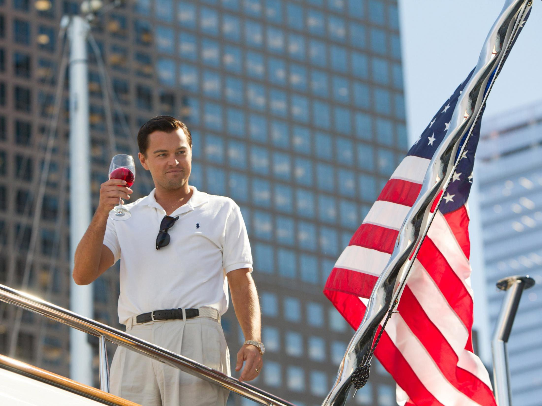 'Wolf of Wall Street' producer charged with siphoning off $248m from 1MDB 2