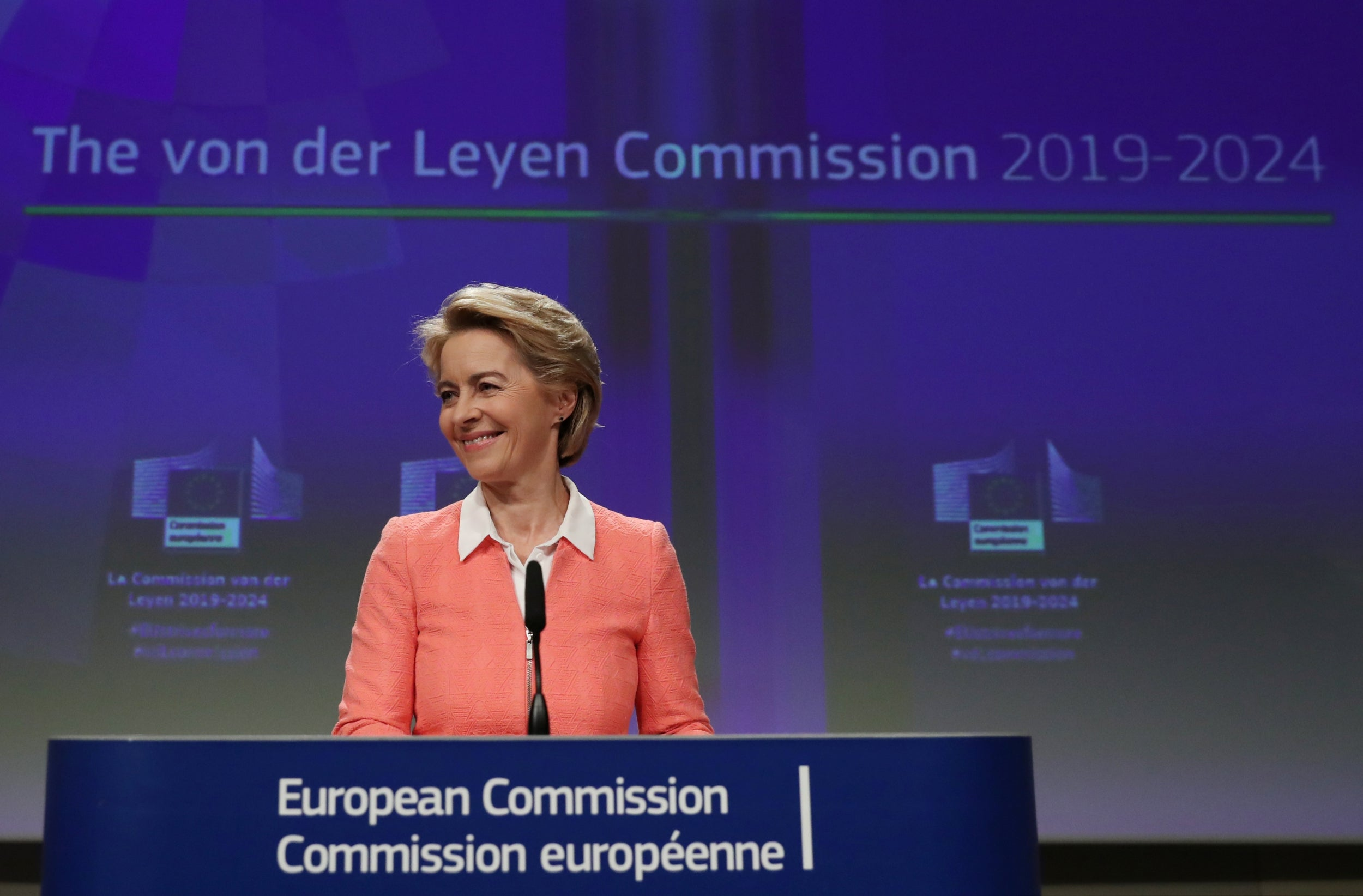 EU accused of adopting 'fascist rhetoric' with new Commissioner For Protecting Our European Way of Life to oversee immigration policy