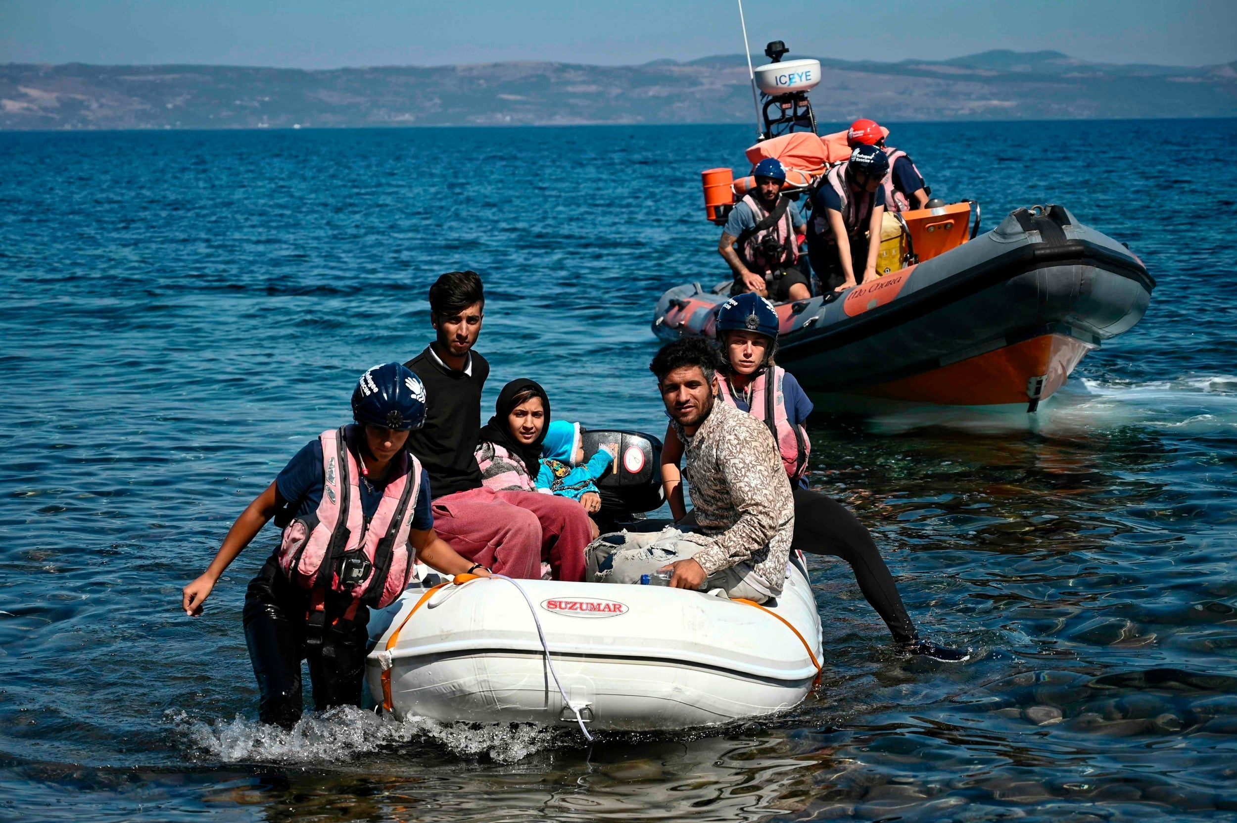 EU parliament votes against improving search and rescue for refugees in Mediterranean 2