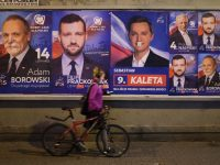 Poland election: Voters give verdict on four years of right-wing populists 4