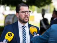 Sweden's far right party surges into first place in shock new poll 13