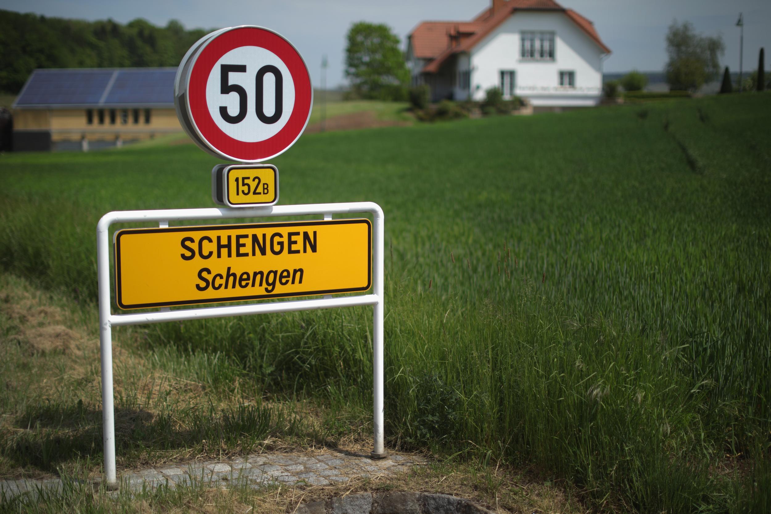 Schengen: EU's borderless area spends 35th anniversary with borders up