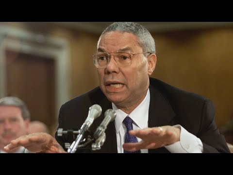 Colin Powell, former U.S. secretary of state, dies of complications from COVID-19